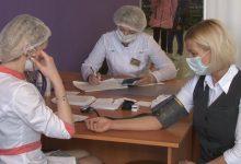 В Лиде в гипермаркете начал работать первый пункт вакцинации против COVID-19
