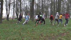 Весенний районный легкоатлетический кросс собрал почти три сотни человек