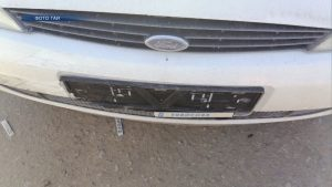 ГАИ ищет очевидцев двух ДТП, произошедших в Лиде 24-го марта