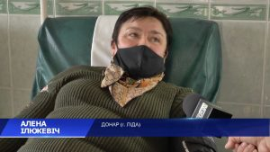 На Лидчине 110 человек стали донорами антиковидной плазмы