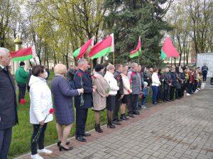 76-ой годовщине Победы посвящается.
