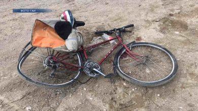 В Лидском районе в ДТП пострадал велосипедист