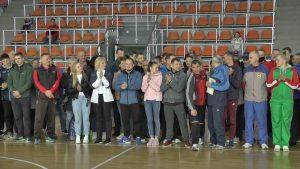 Лида приняла участников областной спартакиады работников системы образования