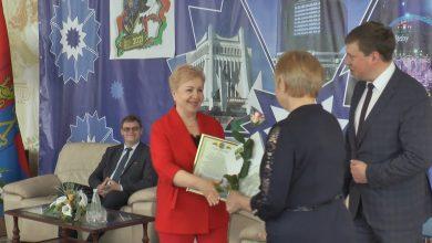 Сергей Ложечник поздравил с профессиональным праздником работников печати, радио, телевидения и связи