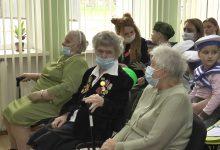 В Лиде продолжается чествование ветеранов Великой Отечественной войны