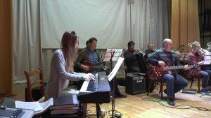 В свой юбилей Лидский эстрадный оркестр пригласил на концерт
