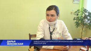Иммунизация населения против коронавируса в Беларуси продолжается