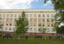 Сегодня в Лидской ЦРБ на лечении с коронавирусными пневмониями находятся 73 пациента