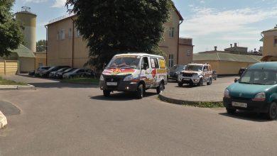 Лиду посетили участники Международного патриотического автомарша