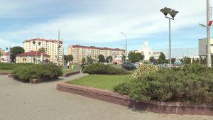 Служба зеленого хозяйства Лидского ЖКХ ведет работы по озеленению города