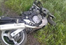 В Лиде пострадал мотоциклист