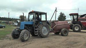 В этом году сельское хозяйство стало самым популярным направлением среди бойцов студотрядов БРСМ