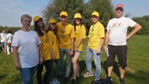 Команда работников культуры Лидского района на областном культслете завоевала Гран-при