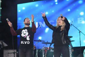День народного единства в Лиде завершил концерт